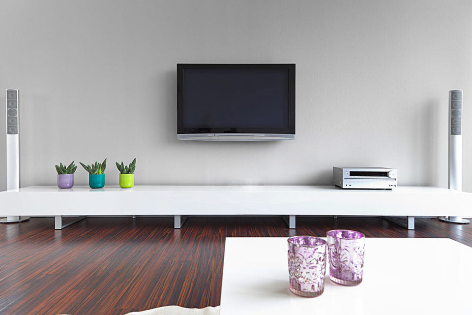 Incredible Beaufiful Tv Without Wires Pictures How To Mount Your Tv To The Wiring Database Hyediarchgelartorg